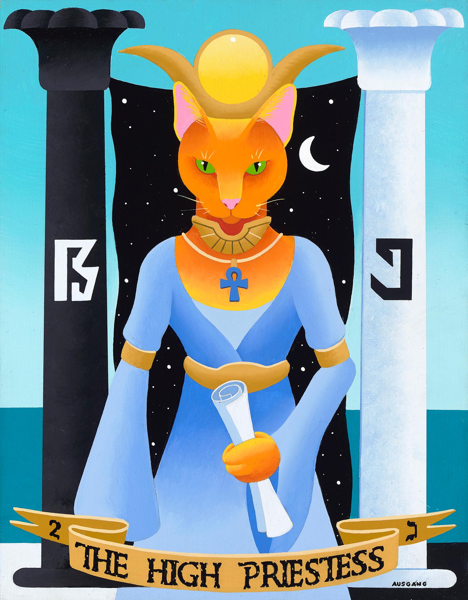 The High Priestess, 2016