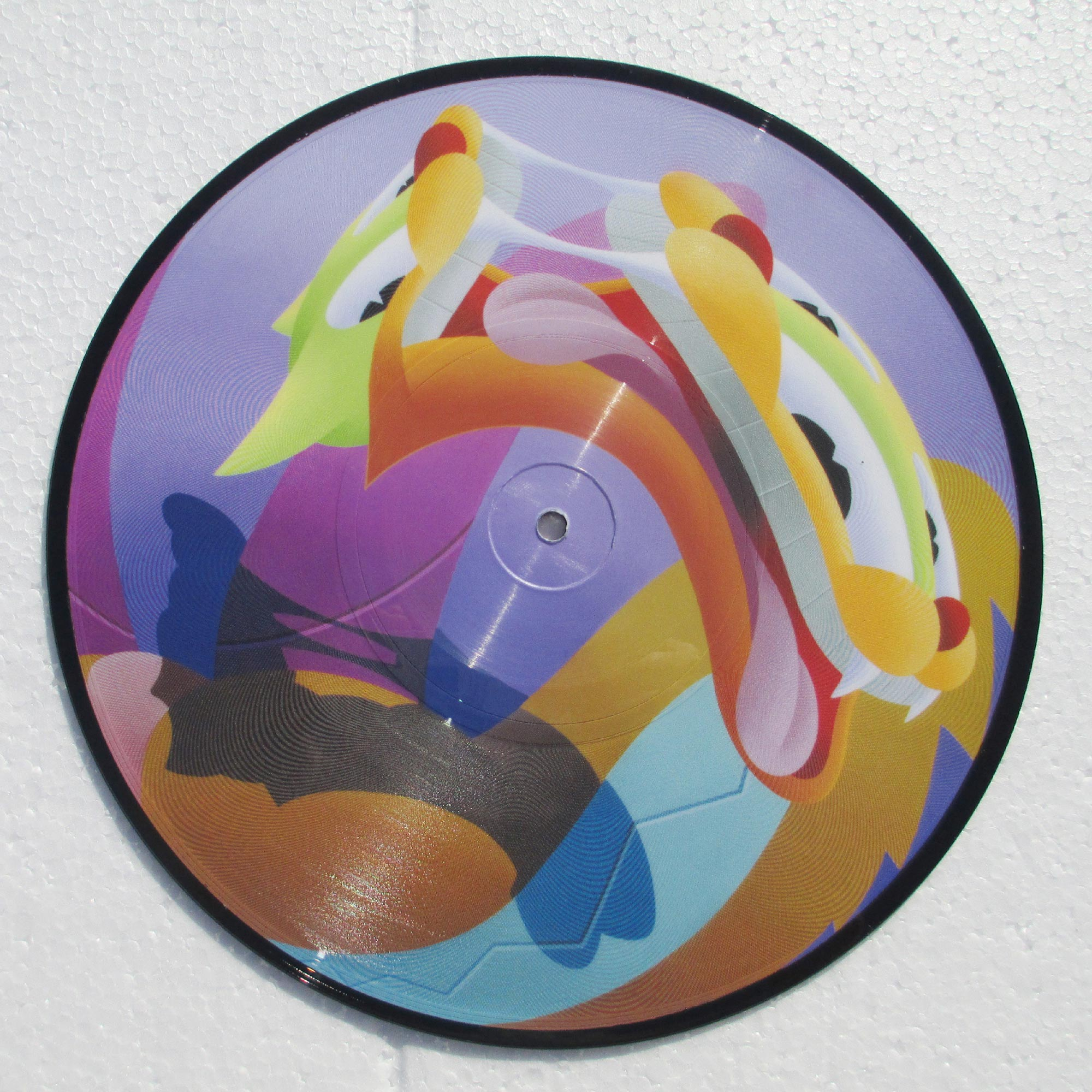 E.A.R. Picture Disc Floating