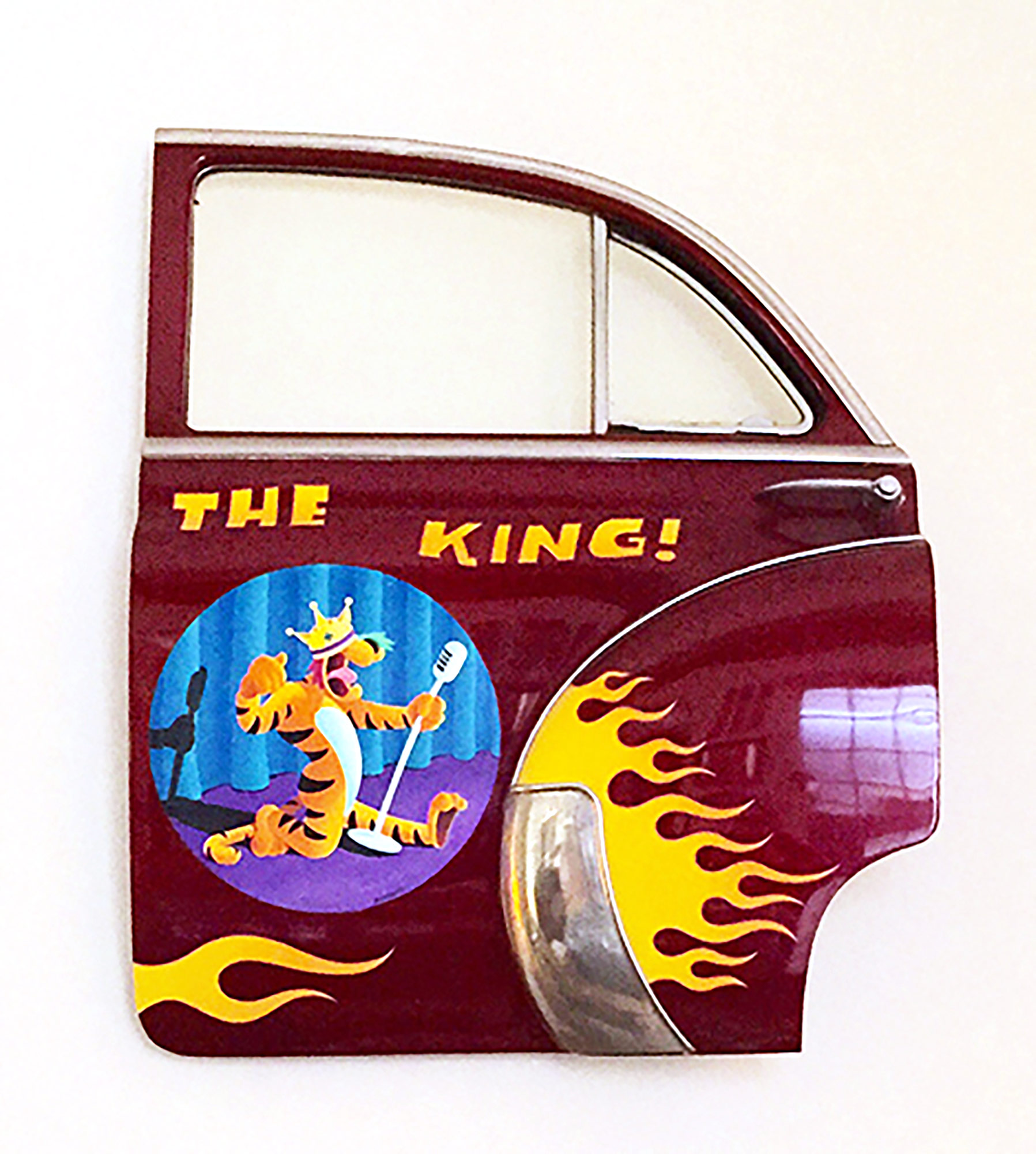 The King, 1997!