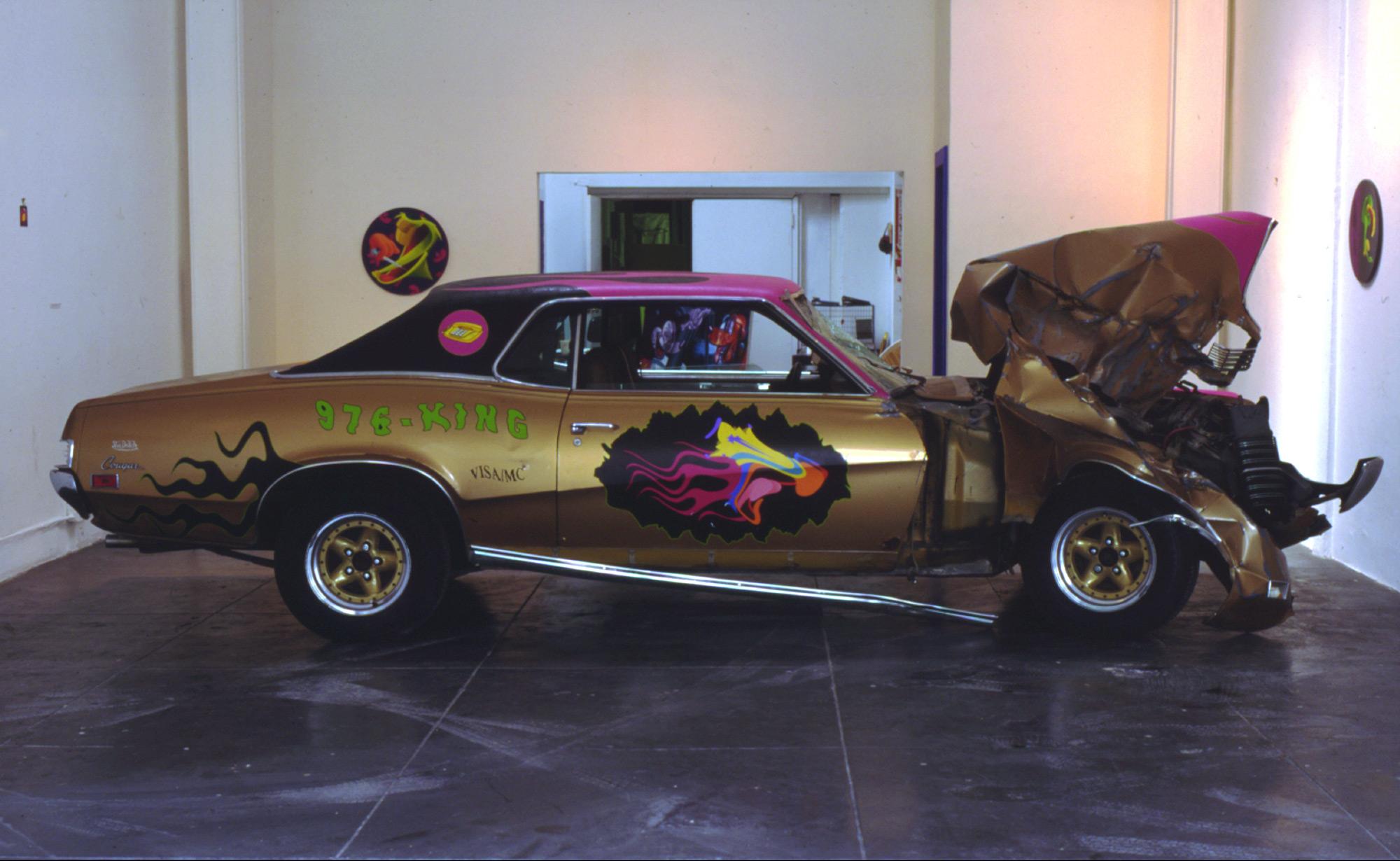Carphone Sex: Installation, 1996