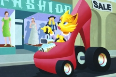 High Heel Hotrod
