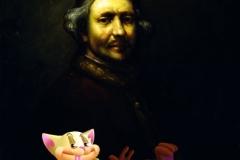 Rembrandts Cat