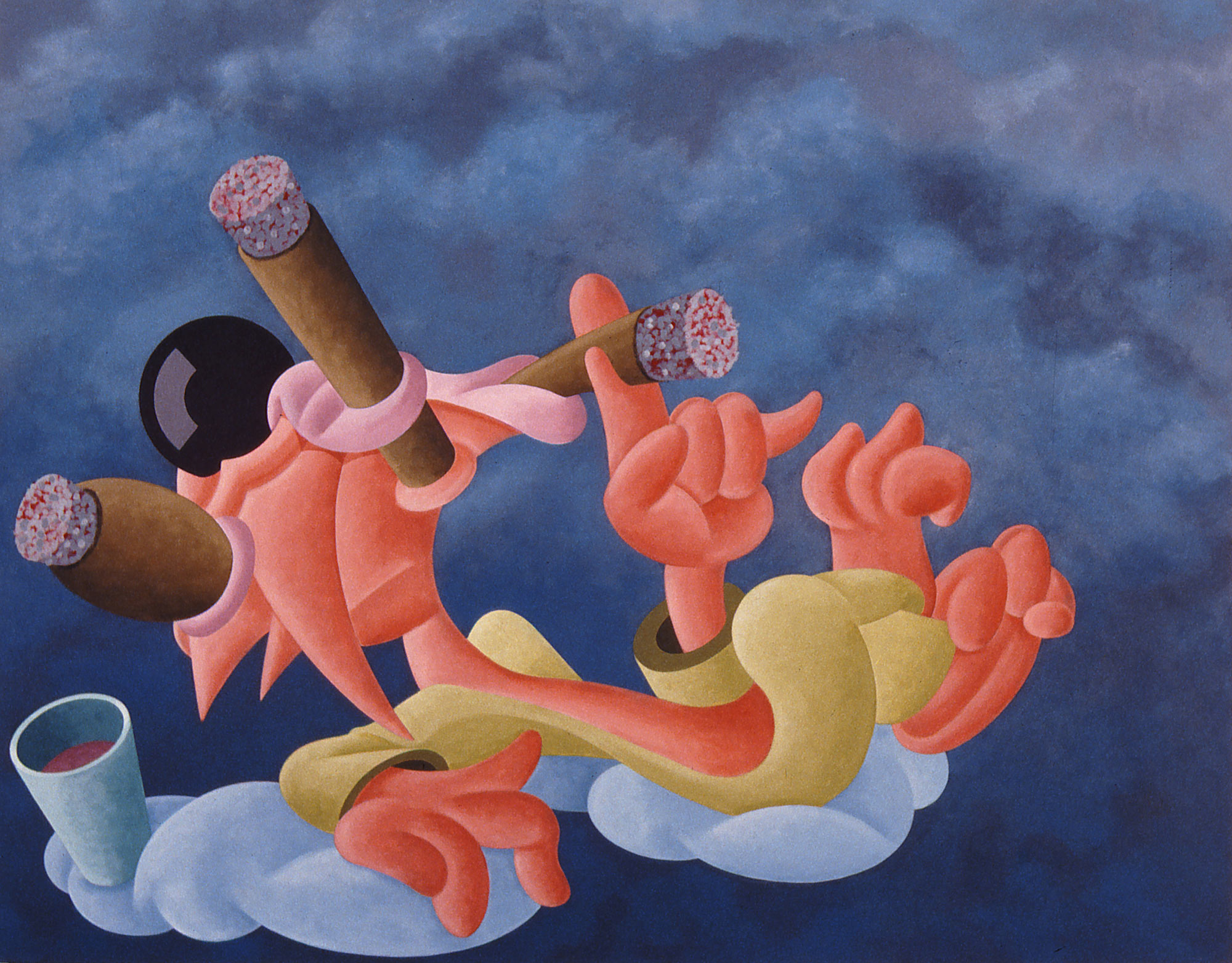 The Defiant Smoker, 1991