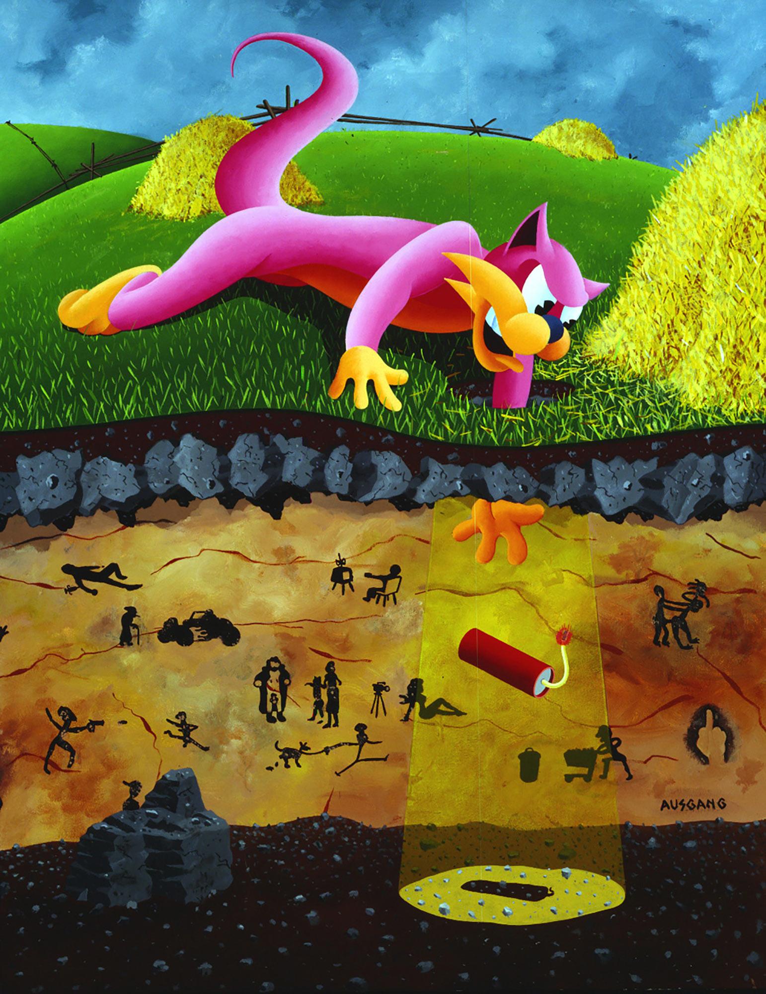The Cave Dweller, 1999