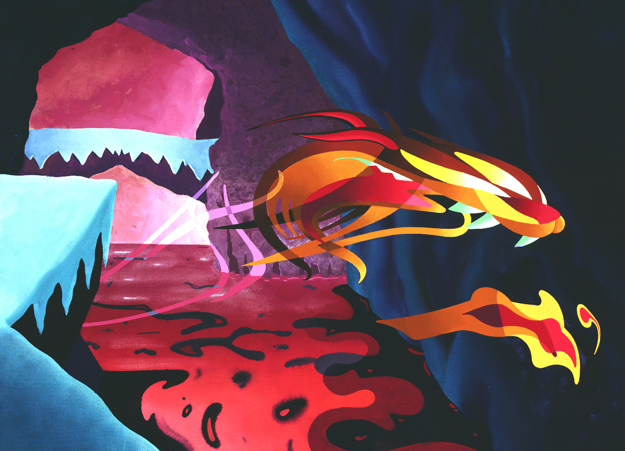 Hell Hole, 2000