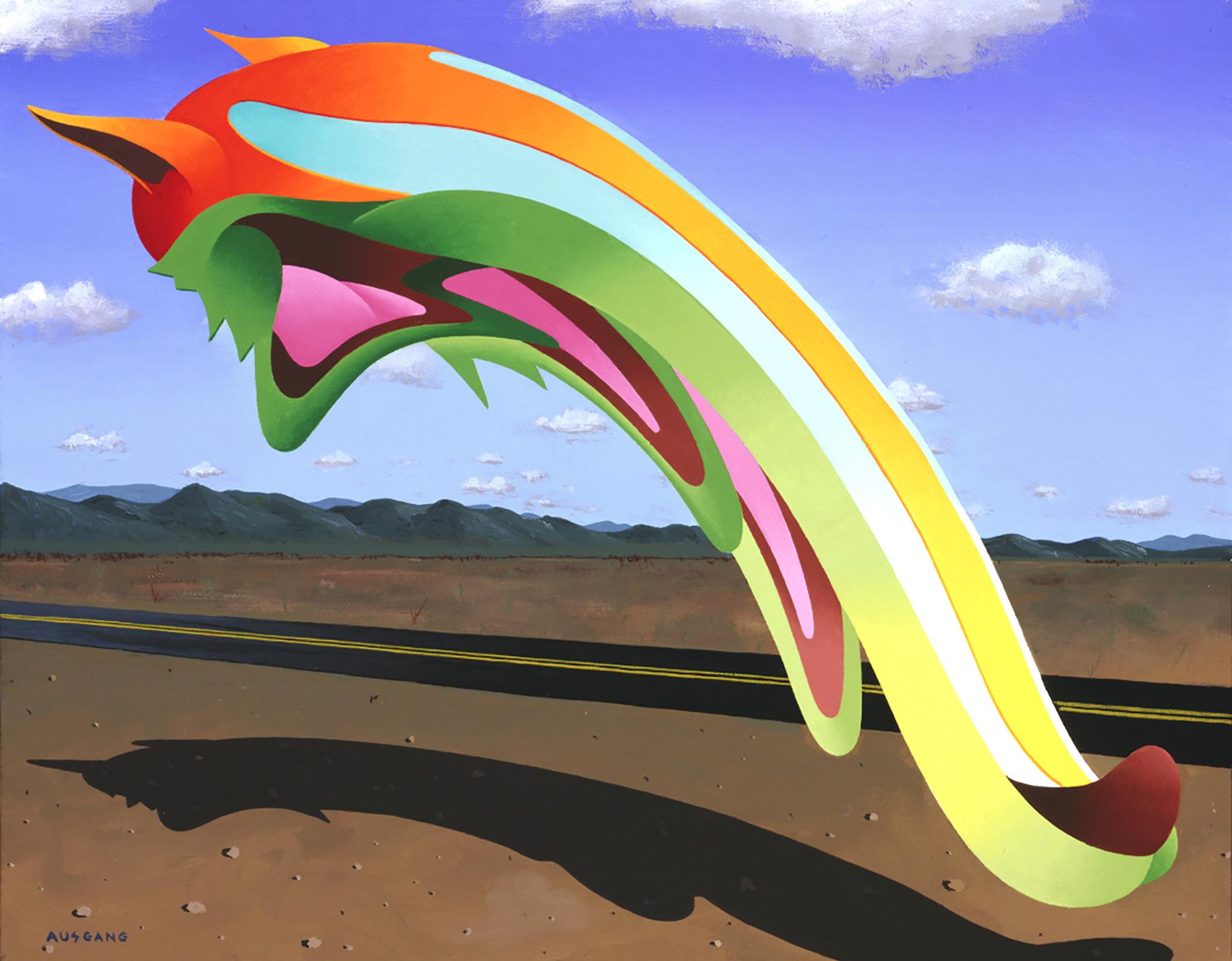 Desert Wind, 2001