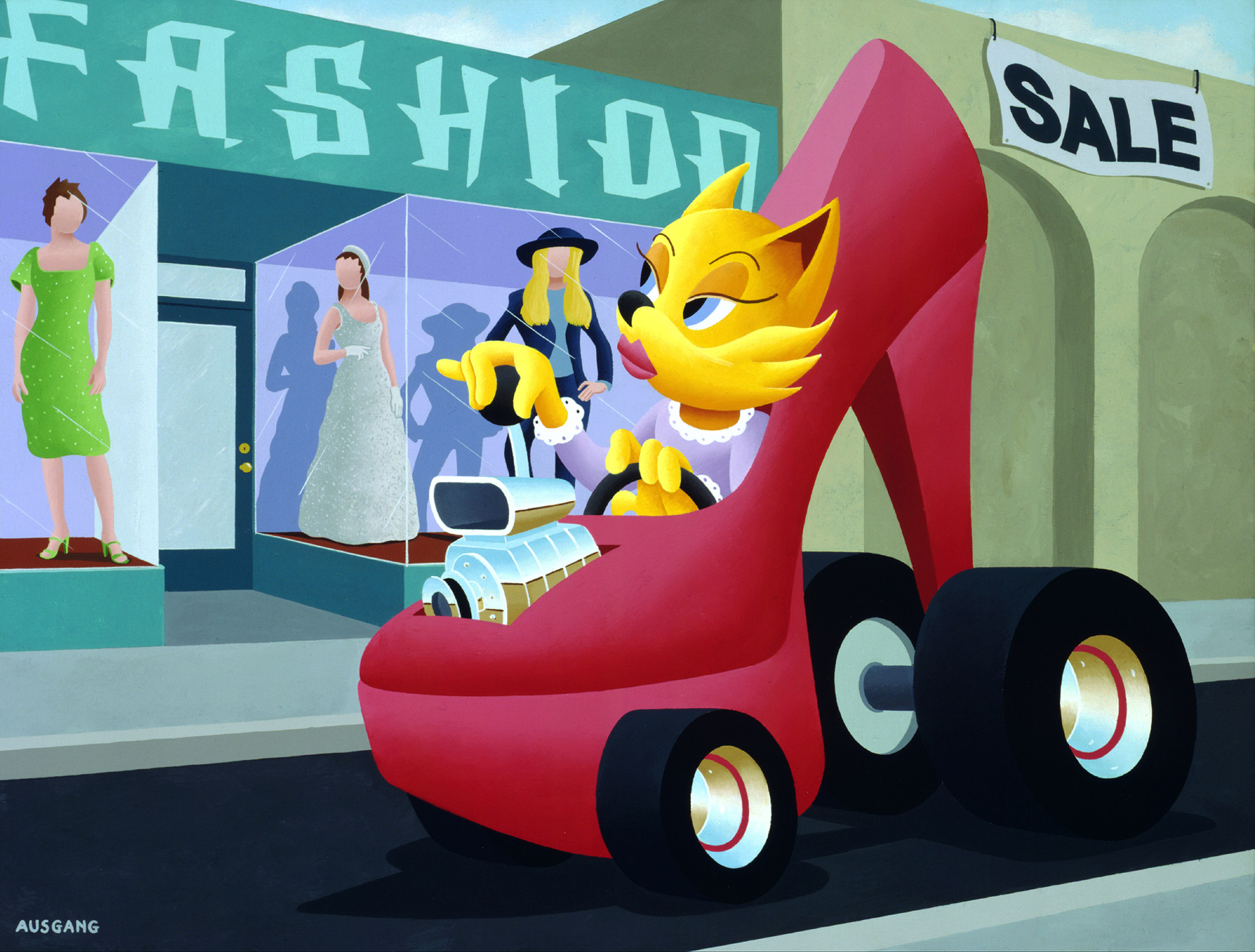 High Heel Hotrod, 2003