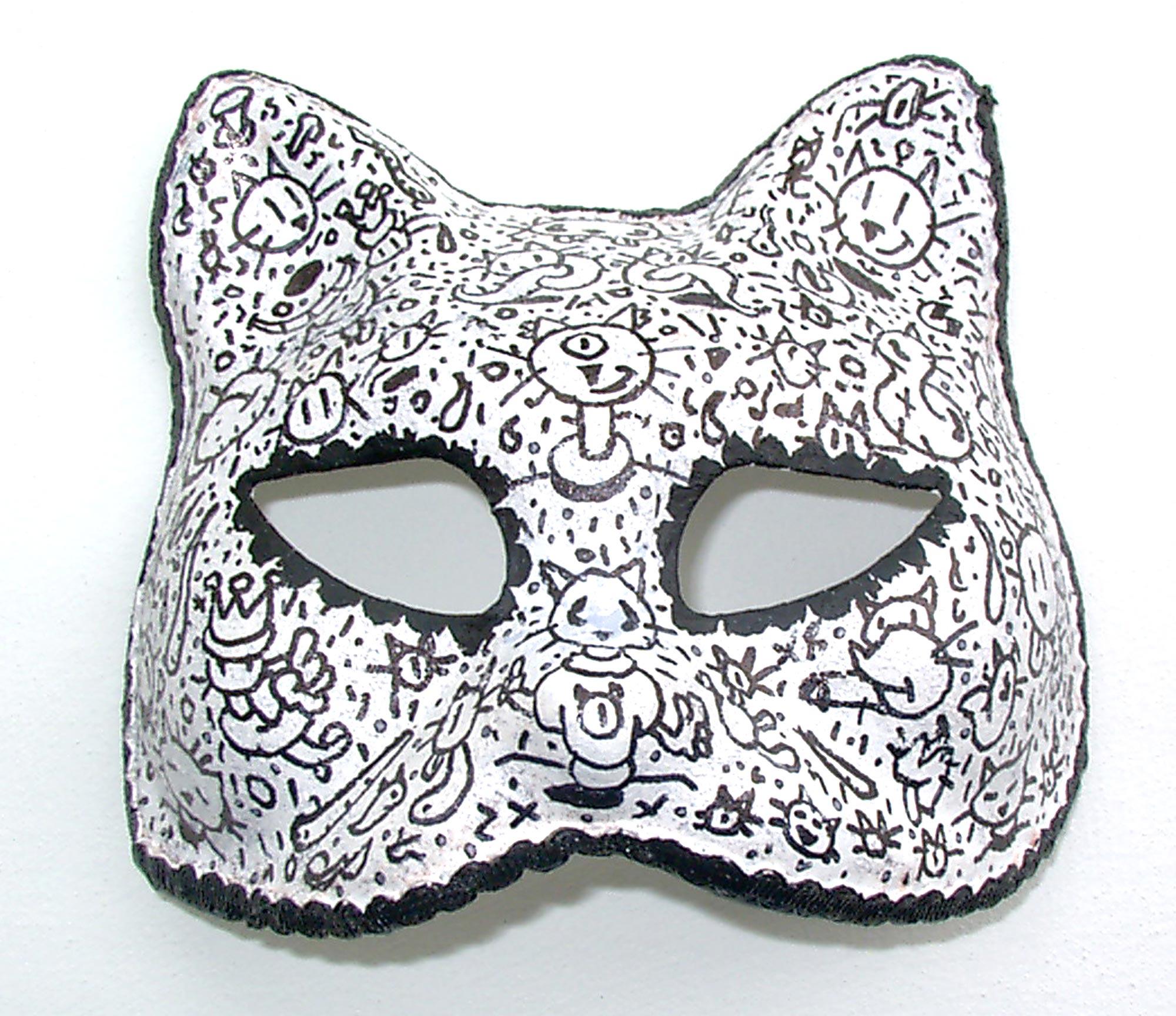 Cat Mask, 2009