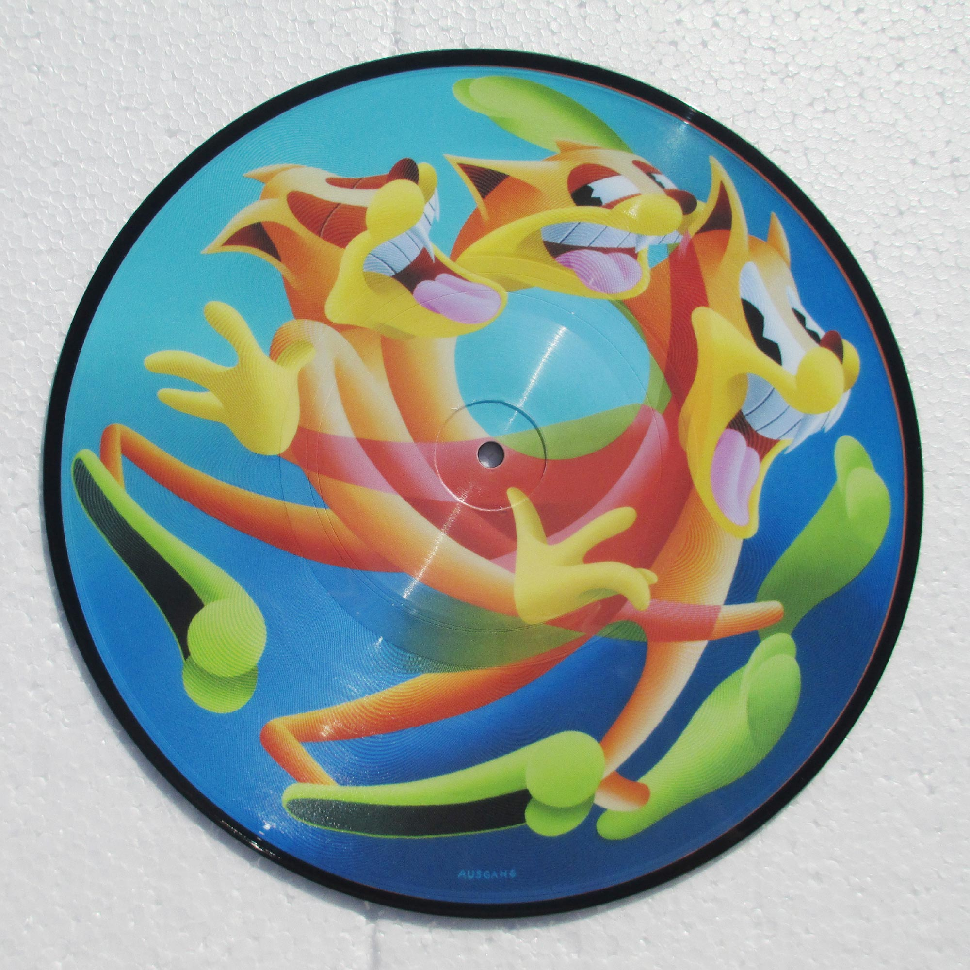 E.A.R. Picture Disc Walking