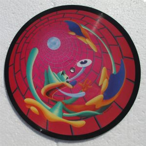 E.A.R. Picture Disc Tail Falling