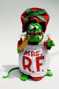 Mrs. Rat Fink, front