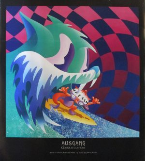 Ausgang Exhibition Poster
