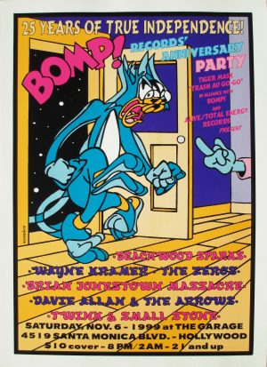 BOMP! 25th Anniversary Party