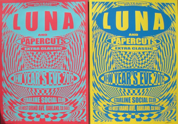Luna poster