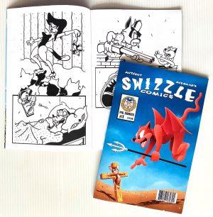 Swizzle #1