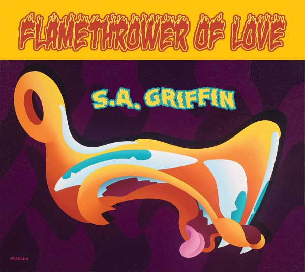 S.A. Griffin CD cover